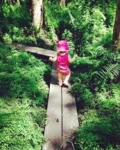 Lydia walk